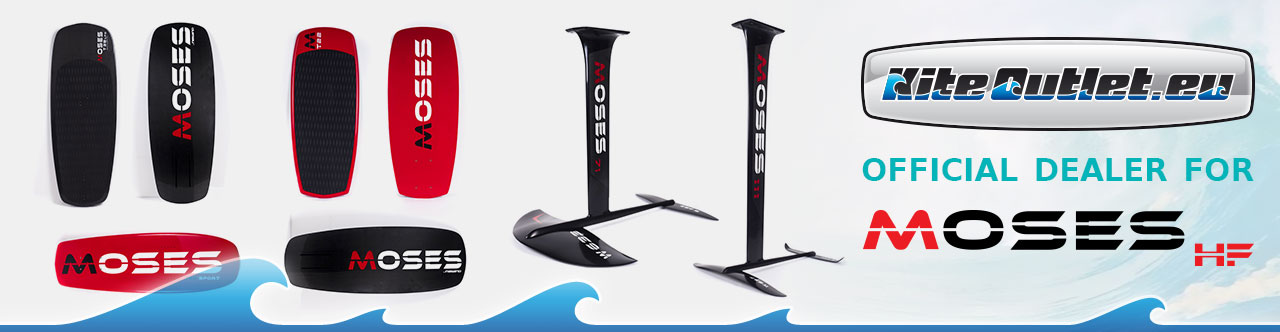 Official dealer Moses Hydrofoil