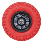 kheo-8-inch-wheel-set-12mm-complete-red-tire-1pc-1